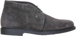 Fratelli Rossetti One Suede Ankle Boots