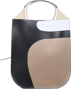 Bi-colour Helene Bag L