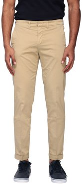 Pants Fay Trousers In Stretch Gabardine