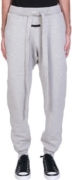 Pants In Grey Cotton