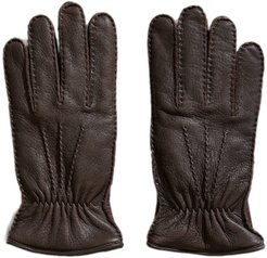 Gloves In Soft Leather