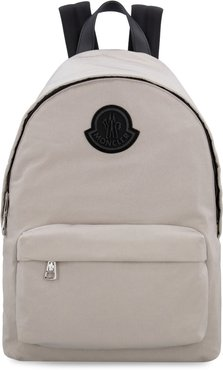 Pierrick Technical Fabric Backpack With Logo