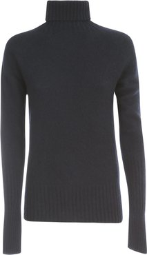 Sweater L/s Turtle Neck W/ribbed Wrist