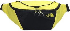 Waist Bag In Yellow Tech/synthetic