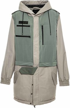 3 In 1 Transformable Parka