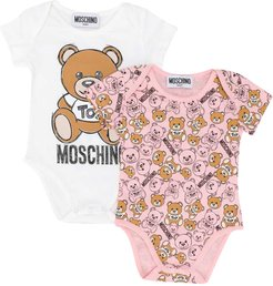 Romper Set With Toy Press