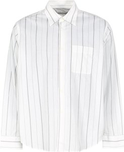 Policy Striped Cotton Shirt