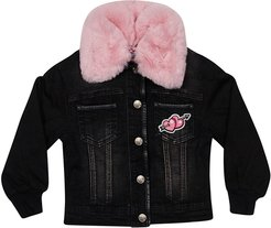 Pink Panther Denim Jacket