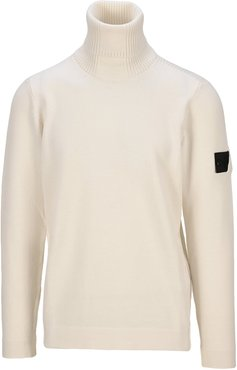 Stone Island Shadow Roll Neck Jumper
