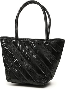 Quilted Roxy Tote Bag