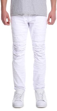 Ripped Twill Pant