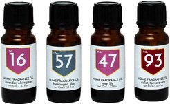 Floral Scented Home Fragrance Diffuser Oils Gift Set