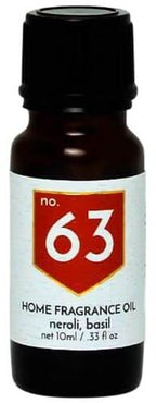 No. 63 Neroli Basil Home Fragrance Diffuser Oil