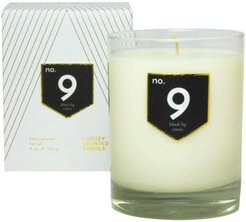 No. 9 Black Fig Cassis Scented Soy Candle