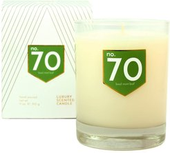 No. 70 Basil Mint Scented Soy Candle