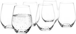 Cabernet Water Tumblers - Set of 6 by AHAlife