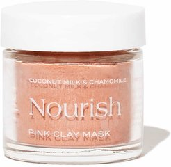 Coconut Milk & Chamomile Nourish Pink Clay Mask