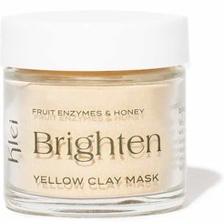 Fruit Enzymes & Honey Brighten Yellow Clay Mask