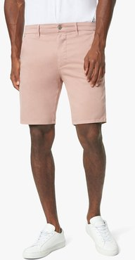 Joe's Jeans Brixton Trouser Short Straight + Narrow Trouser Short Men's in Brick Rose/Other Hues | Size 42 | Cotton/Elastane