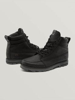 Volcom Sub Zero Boot - Black Out - Black Out - 13