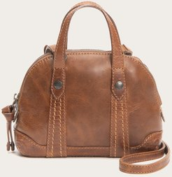Melissa Mini Domed Crossbody