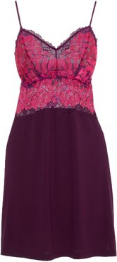 Natalia Babydoll | Small Red Jersey Chemise