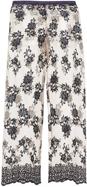 Rosie Pant   Small Blue Lace Pant