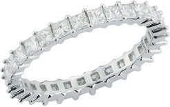 White Gold Millie Ryan Diamond Eternity Ring