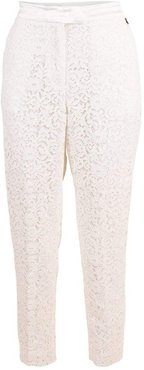 Lace Cropped Pant