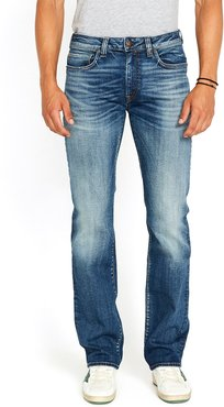 RELAXED STRAIGHT DRIVEN JEANS - BM22641