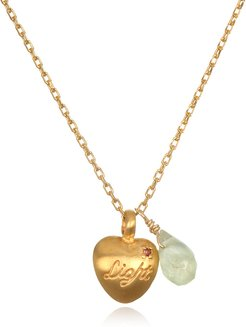 Heart  New Jade Necklace