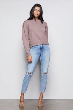 The Rehearsal Sweater Dusk001, Size 2