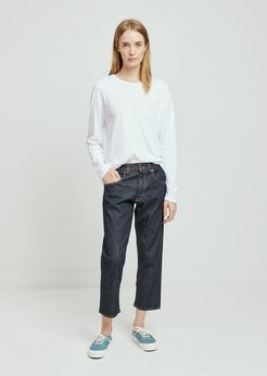 6397 Shorty Selvedge Rinse Jeans Selvedge Rinse Size: W 28