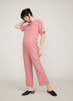 HATCH Maternity The Ava Jumper, Vintage Rose, Size 3