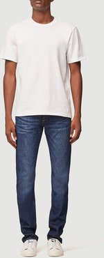 Heavyweight Classic Fit Tee Blanc Size S