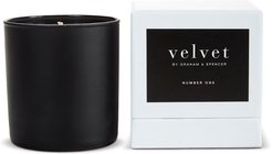 Number One Candle By Velvet By Graham And Spencer