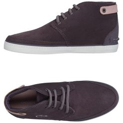 Donna Sneakers Piombo 40.5 Pelle