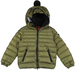 Synthetic Down Jackets