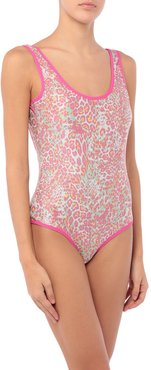 One-piece swimsuits