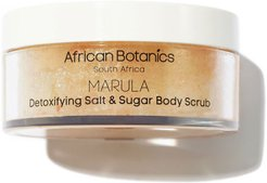 Marula Detoxifying Salt and Sugar Scrub - 6.76 oz