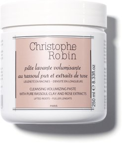Cleansing Volumizing Paste With Pure Rassoul And Rose Extracts