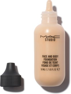 Face and Body Foundation - N2