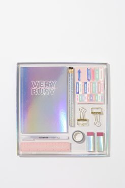 Typo - Dot Journal Gift Set - Holographic do your own thing