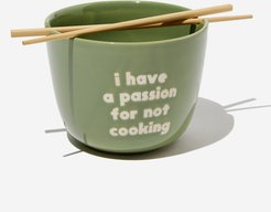 Typo - Noodle Bowl - Passion not cooking