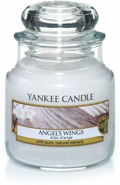 Jar Candles - Angel's Wings Small