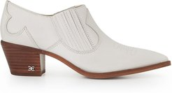 Roy Low Bootie White Leather