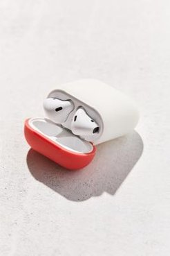 AirPods Silicone Duo Case - White ALL at Urban Outfitters