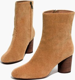 The Kaila Boot in Corduroy