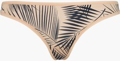 LIVELY™ All-Day Thong in Fresh Palm Print