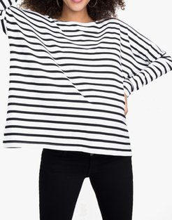 HATCH Collection® Maternity Long-Sleeve Tee